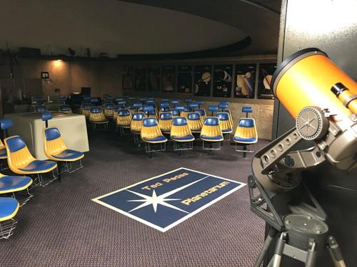 The Ted Pedas Planetarium