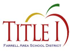 Farrell Area School District Title 1 Logo