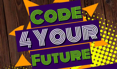Code 4 Your Future Logo