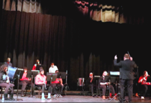 High School Band Winter Concert
