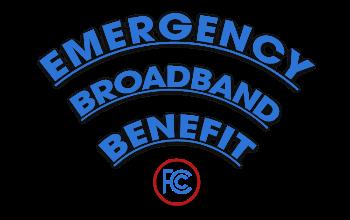Emergency Broadband Benefit logo
