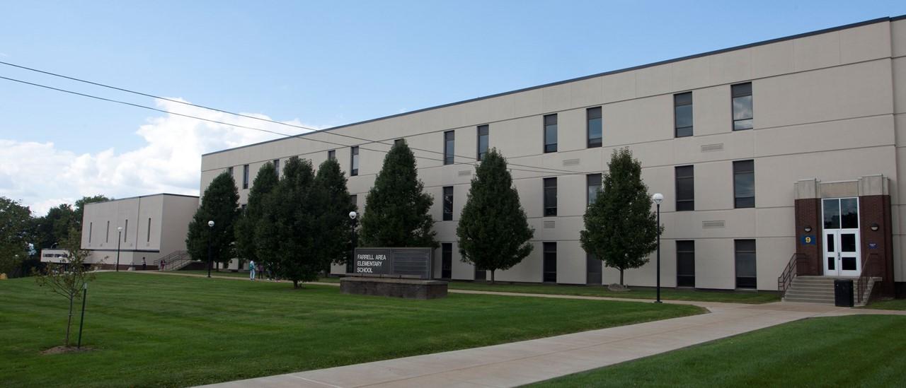 Farrell Area Elementary School Building
