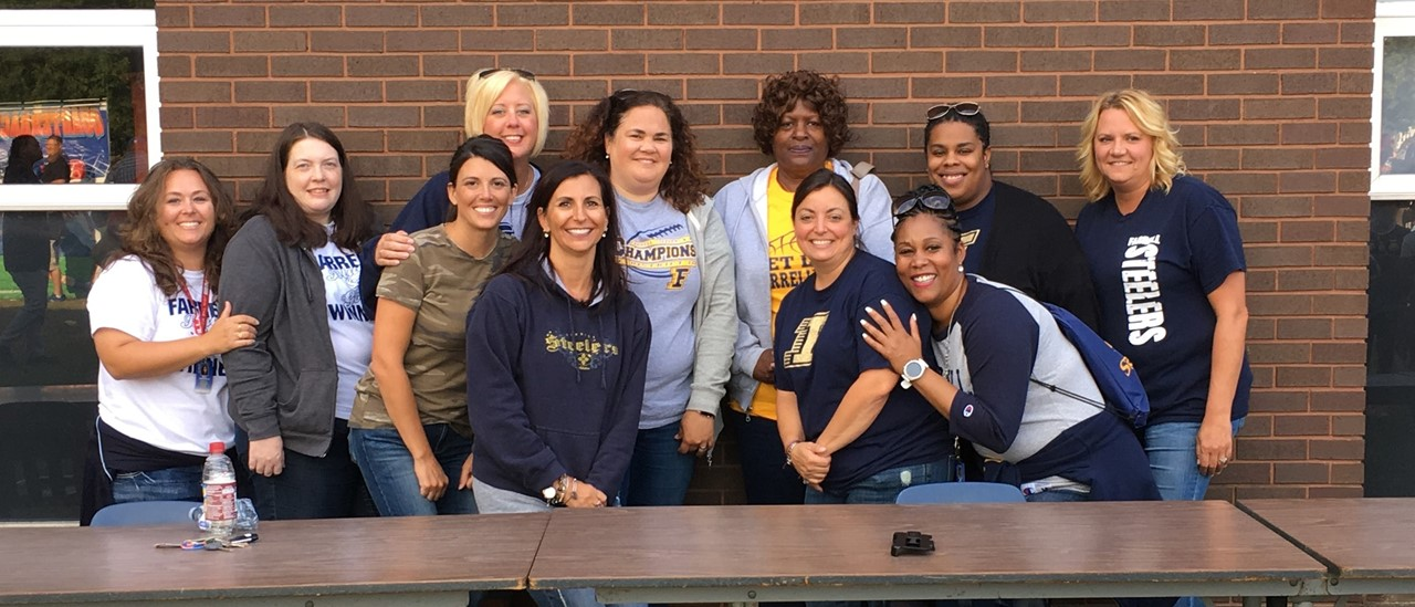 Back to School Extravaganza Elementary Staff