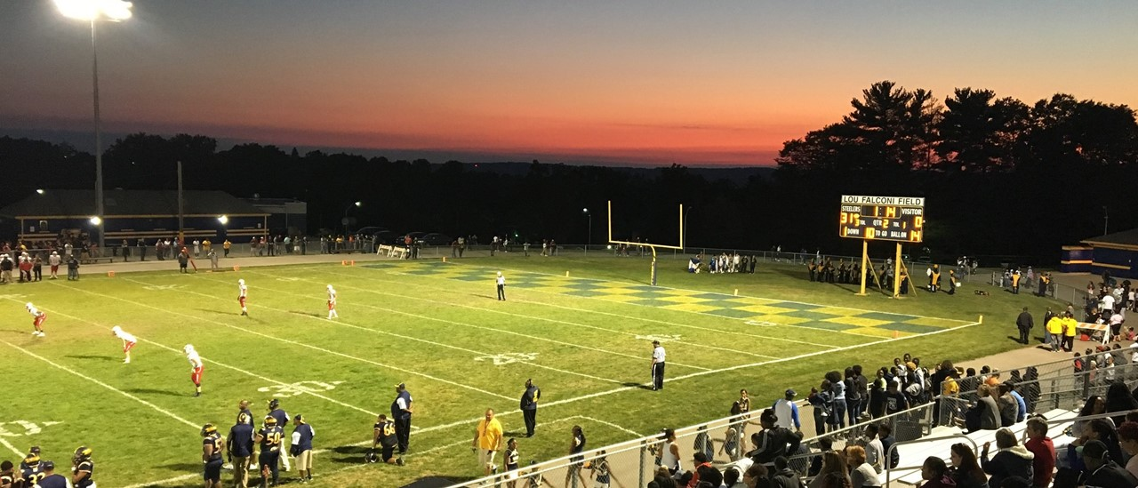 Farrell Varsity Football Game